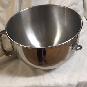 Used, Kitchen Aid 6 qt bowl for sale
